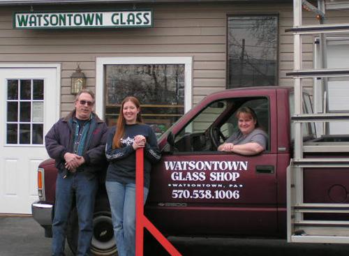 Watsontown Glass Company Staff